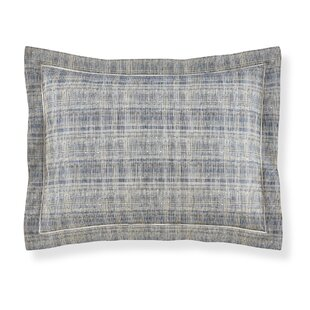 Peacock Alley Biagio Grand Euro Sham Medium Down and Feathers Pillow