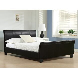 Artesia Upholstered Sleigh Bed By ClassicLiving