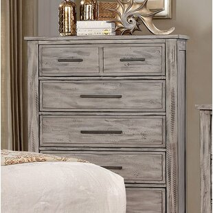Loon Peak Reynolds 5 Drawer Chest
