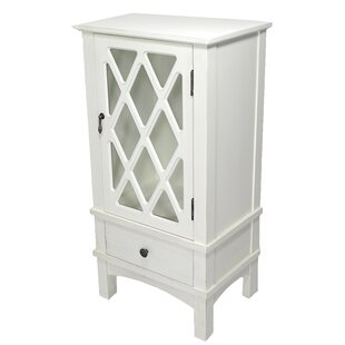 Lodd 1 Door Accent Cabinet by Highland Dunes