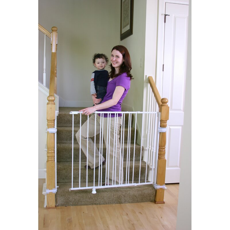Regalo Top Of Stairs Extra Tall Safety Gate Amp Reviews