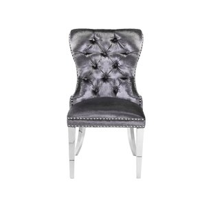 Alpena Dining Chair by Everly Quinn