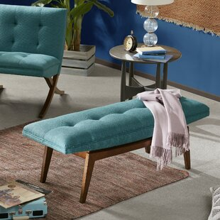 Langley Street Altizer Upholstered Bench