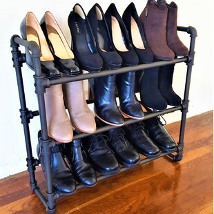 3 Tier Shoe Rack By Williston Forge