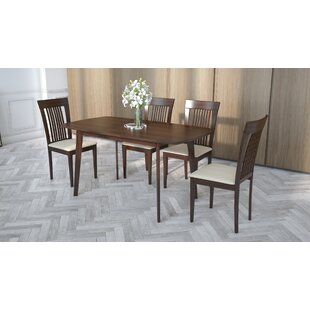 Elmore Solid Wood Dining Chair (Set of 2)