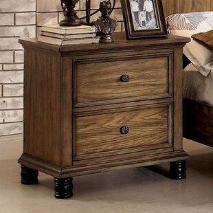 Ridgeville 2 Drawer Nightstand