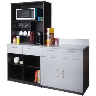 75 x 72 Kitchen Pantry Cabinet by Breaktime