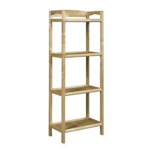 Fennell Tall Etagere Bookcase Red Barrel Studio
