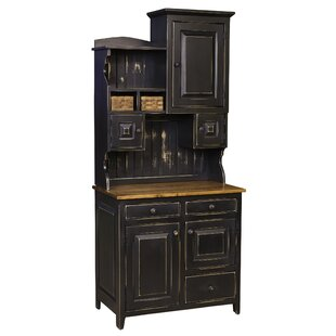 August Grove Charlottesville Little Standard China Cabinet