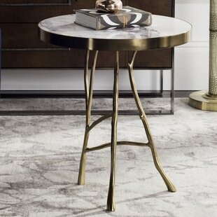 Clearance Pierson Amparo End Table by Mercer41 Reviews (2019) & Buyer's Guide