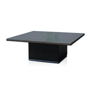 Glass Dining Table by Bray..