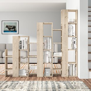 Divider Bookcase By Symple Stuff