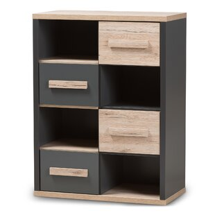 Nowak 4 Drawer Accent Chest by Trule Teen