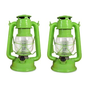 Bayou Breeze Haldor Tropical LED Lantern ..