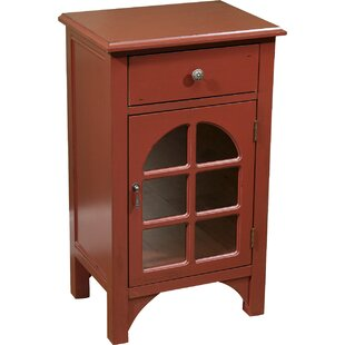 1 Door End Table by AA Importing