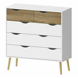 zephyr 5 drawer chest