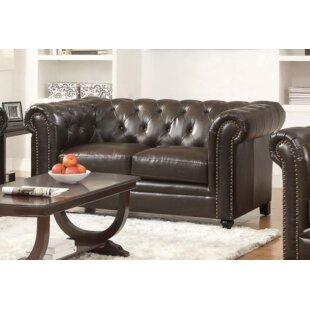 Darby Home Co Desidéria Loveseat