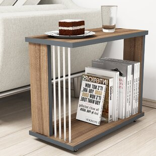 Gebhart Modern End Table by Ebern Designs