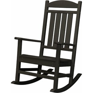 August Grove Galdamez Rocking Chair