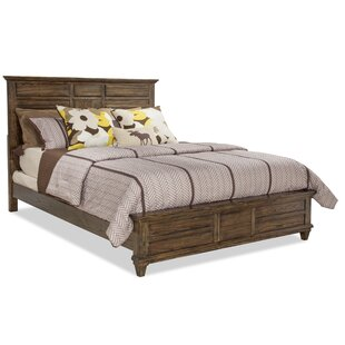 Rodriguez Storage Panel Bed