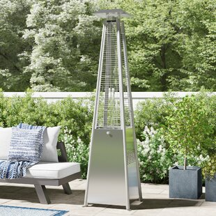 Saundra Propane Patio Heater By Belfry Heating