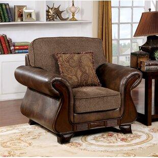 Buckelew Armchair by Fleur De Lis Living