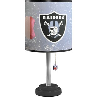 NFL 18 Table Lamp by Idea Nuova