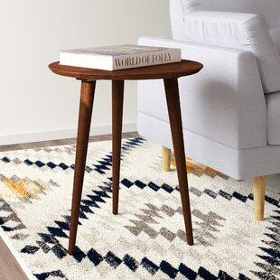 Modern 3 Legs End Side Tables Allmodern