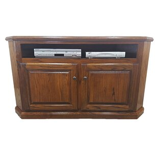 Buy clear Close TV Stand for TVs up to 55 by Darby Home Co Reviews (2019) & Buyer's Guide
