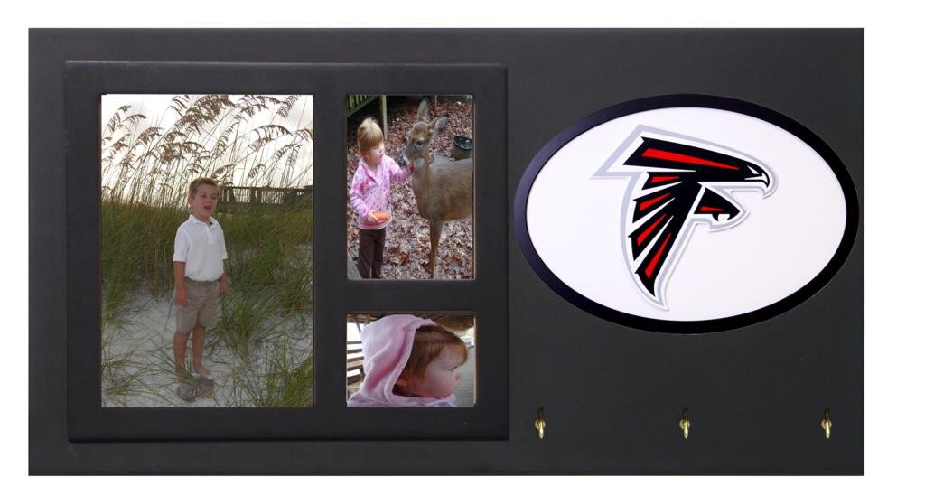 Fan Creations NFL Key Holder with Picture Frames & Reviews | Wayfair