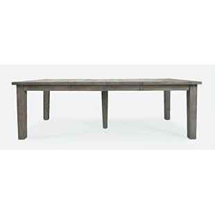 Mcilwain Solid Wood Dining Table