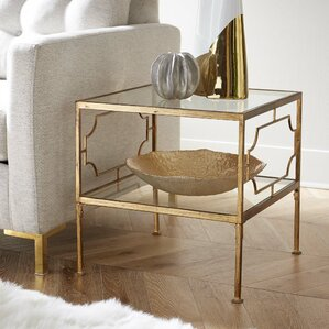 Brookleigh End Table by Willa Arlo Interiors