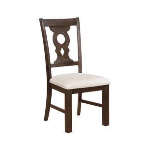 Alyssa Side Chair (Set of 2) by August Grove