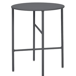 Darabont Metal Side Table By Ebern Designs