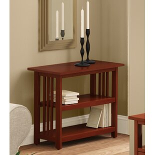 Kingsland Etagere Bookcase By Charlton Home