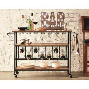 Banning Bar Cart by Trent Austin Design