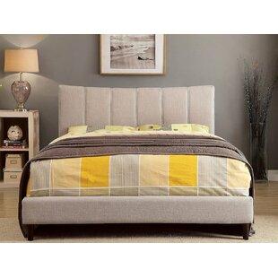 Pioneer Upholstered Platform Bed