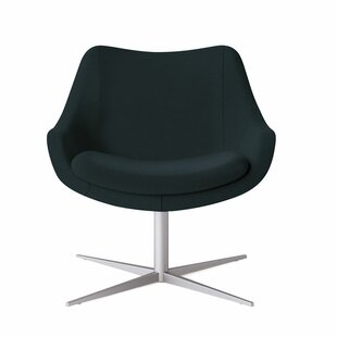 Bloom Swivel Lounge Chair by Kimball