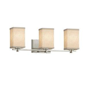 Brayden Studio Kenyon 3-Light Vanity LED Light