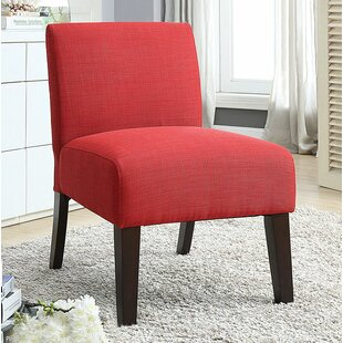 Ebern Designs Cleek Slipper Chair