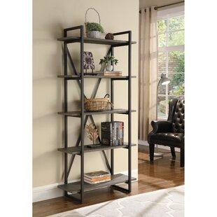Thole Metal Etagere Bookcase Brayden Studio