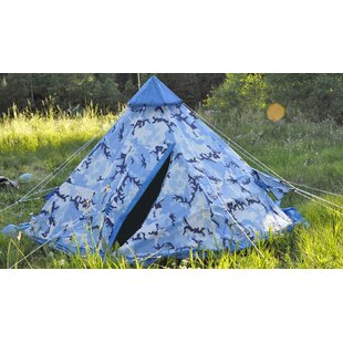 Black Pine Sports 8 Person Tent