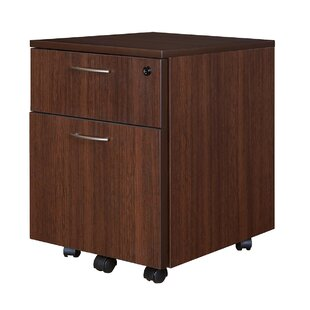 Quintero Low Mobile Box/File Pedestal File