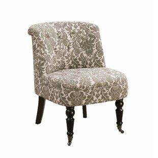 Astoria Grand Beckwood Slipper Chair