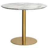 Stella Round Dining Table by Diamond Sofa