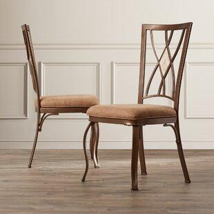 Boundary Bay Diamond Back Side Chair (Set..