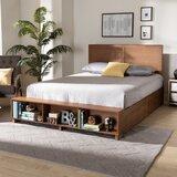 Damine Storage Platform Bed by Latitude Run®