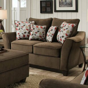 Shop Henry Loveseat by Chelsea Home