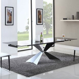 Orren Ellis Clower Extendable Dining Table