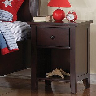 Willacoochee 1 Drawer Nightstand